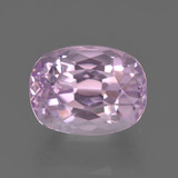 thumb image of 5.5ct Oval Facet Pink Kunzite (ID: 427051)