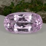 thumb image of 43.4ct Oval Facet Pink Kunzite (ID: 427642)