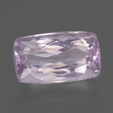 thumb image of 6.5ct Cushion-Cut Pink Kunzite (ID: 437802)