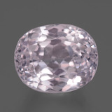 thumb image of 9.9ct Oval Facet Pink Kunzite (ID: 437806)