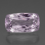 thumb image of 25.7ct Cushion-Cut Pink Kunzite (ID: 437946)