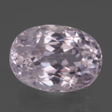 thumb image of 13.8ct Oval Facet Pink Kunzite (ID: 438041)