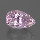 thumb image of 8.9ct Oval Facet Pink Kunzite (ID: 441219)
