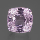 thumb image of 10.6ct Cushion-Cut Pink Kunzite (ID: 441223)