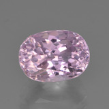 thumb image of 3ct Oval Facet Pink Kunzite (ID: 453519)