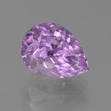 thumb image of 4.8ct Pear Facet Pink Kunzite (ID: 453543)