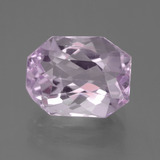 thumb image of 10.2ct Octagon / Scissor Cut Pink Kunzite (ID: 453546)