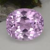 thumb image of 12.2ct Oval Facet Pink Kunzite (ID: 468809)