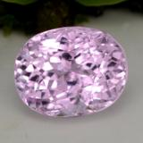 thumb image of 5.5ct Oval Facet Pink Kunzite (ID: 468838)