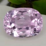 thumb image of 6.5ct Oval Facet Pink Kunzite (ID: 468844)