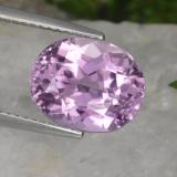 thumb image of 6.3ct Oval Facet Pink Kunzite (ID: 468876)