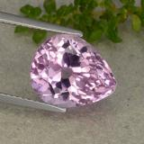 thumb image of 7.4ct Pear Facet Pink Kunzite (ID: 481739)