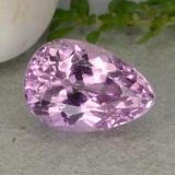 thumb image of 8.3ct Pear Facet Pink Kunzite (ID: 482025)