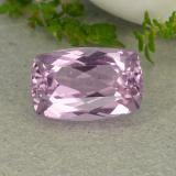 thumb image of 7.5ct Cushion-Cut Medium Pink Kunzite (ID: 482038)