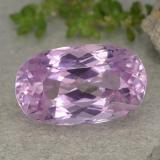 thumb image of 8.4ct Oval Facet Pink Kunzite (ID: 482040)