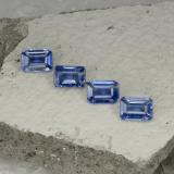 thumb image of 5ct Octagon Step Cut Blue Kyanite (ID: 288374)