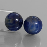 thumb image of 31.9ct Drilled Sphere Blue Kyanite (ID: 447306)