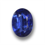 thumb image of 1.5ct Oval Facet Blue Kyanite (ID: 459248)