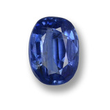 thumb image of 1ct Oval Facet Blue Kyanite (ID: 459270)