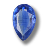 thumb image of 1.7ct Pear Facet Blue Kyanite (ID: 459303)