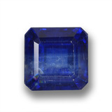 thumb image of 4.8ct Octagon Step Cut Blue Kyanite (ID: 459334)