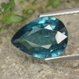thumb image of 2.8ct Pear Facet Blue Kyanite (ID: 470976)