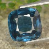 thumb image of 2.6ct Cushion-Cut Blue Kyanite (ID: 471003)