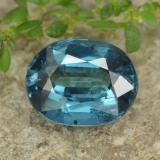 thumb image of 2.9ct Oval Facet Blue Kyanite (ID: 471006)