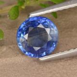 thumb image of 0.8ct Round Facet Blue Kyanite (ID: 475244)
