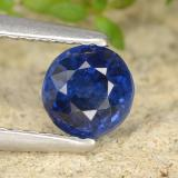 thumb image of 0.6ct Round Facet Blue Kyanite (ID: 475656)