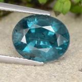thumb image of 4.6ct Oval Facet Bluish Green Kyanite (ID: 488894)