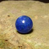 thumb image of 13ct Drilled Sphere Blue Lapis Lazuli (ID: 466938)