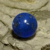 thumb image of 12ct Drilled Sphere Blue Lapis Lazuli (ID: 466939)