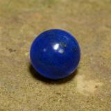thumb image of 12.8ct Drilled Sphere Blue Lapis Lazuli (ID: 466940)