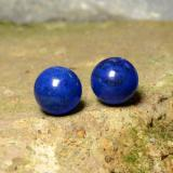 thumb image of 25.8ct Drilled Sphere Blue Lapis Lazuli (ID: 466944)