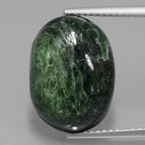 thumb image of 10ct Oval Cabochon Green Maw-Sit-Sit (ID: 406885)