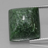 thumb image of 15.2ct Baguette Cabochon Green Maw-Sit-Sit (ID: 406955)