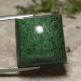 thumb image of 40.2ct Square Cabochon Green Maw-Sit-Sit (ID: 476852)