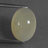 thumb image of 9ct Oval Cabochon Cream Moonstone (ID: 430743)