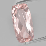 thumb image of 2.4ct Cushion-Cut Light Pink Morganite (ID: 457615)