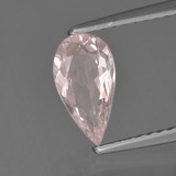 thumb image of 0.7ct 梨形切面 浅粉色 铯绿柱石 (ID: 458121)