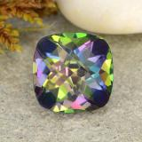 thumb image of 2.4ct Cushion Checkerboard Multicolor Mystic Quartz (ID: 483780)