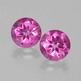 thumb image of 4.4ct Round Facet Purplish Pink Mystic Topaz (ID: 402766)