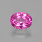 thumb image of 2.2ct Oval Facet Purplish Pink Mystic Topaz (ID: 402847)