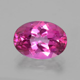 thumb image of 7ct Oval Facet Purplish Pink Mystic Topaz (ID: 403544)