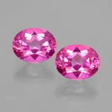 thumb image of 4.5ct Oval Facet Purplish Pink Mystic Topaz (ID: 404488)