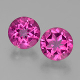 thumb image of 6.7ct Round Facet Purplish Pink Mystic Topaz (ID: 451793)