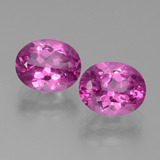 thumb image of 6.8ct Oval Facet Purplish Pink Mystic Topaz (ID: 451800)