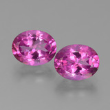thumb image of 6.3ct Oval Facet Purplish Pink Mystic Topaz (ID: 451853)