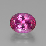 thumb image of 3.4ct Oval Facet Purplish Pink Mystic Topaz (ID: 451861)
